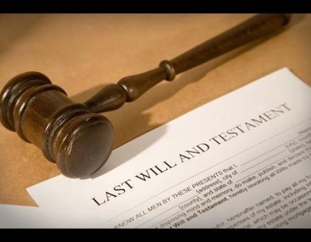 When do grandchildren have a right to contest a grandparent's Will?